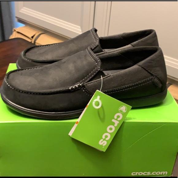 New Crocs Santa Cruz 2 Luxe Leather
